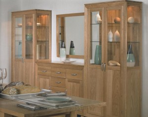 Dining Room Cabinets & Darcy Design Construction